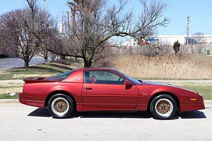 1987 Pontiac Firebird Trans Am Coupe for sale 100979193