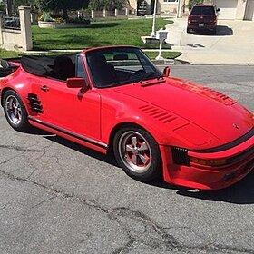 1987 Porsche 911 Targa for sale 100757622
