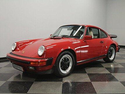 1987 Porsche 911 Carrera Coupe for sale 100758219