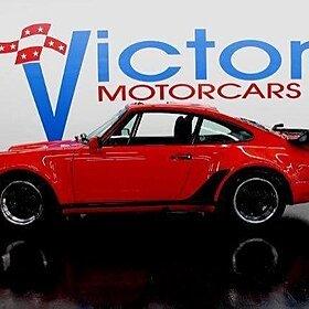 1987 Porsche 911 Turbo Coupe for sale 100766042