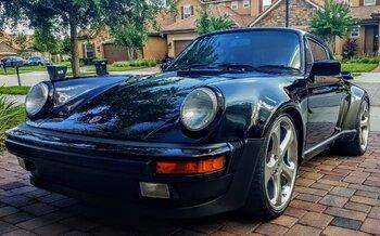 1987 Porsche 911 Turbo Coupe for sale 100767565
