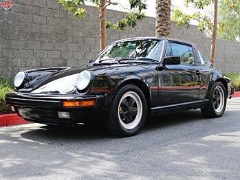 1987 Porsche 911 Targa for sale 100853909