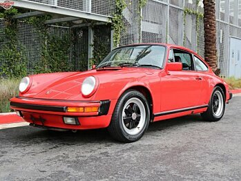 1987 Porsche 911 Carrera Coupe for sale 100847163