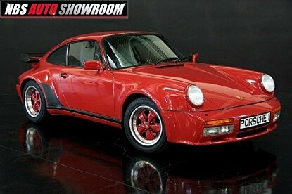1987 Porsche 911 Turbo Coupe for sale 100745642