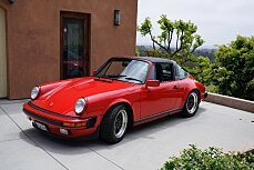 1987 Porsche 911 Targa for sale 100770244