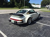 1987 Porsche 911 Turbo Coupe for sale 100908644