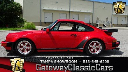 1987 Porsche 911 Turbo Coupe for sale 100918680