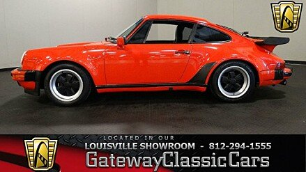 1987 Porsche 911 Turbo Coupe for sale 100921462