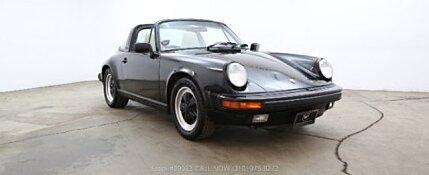 1987 Porsche 911 for sale 100940736