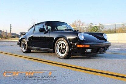 1987 Porsche 911 Carrera Coupe for sale 100955208