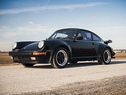 1987 Porsche 911 Turbo Coupe for sale 100958676