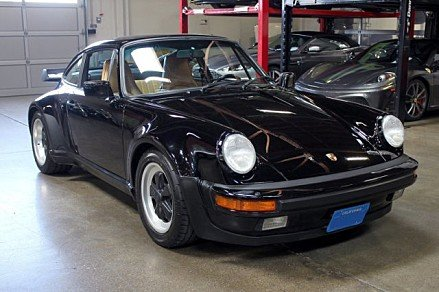 1987 Porsche 911 Turbo Coupe for sale 100962756