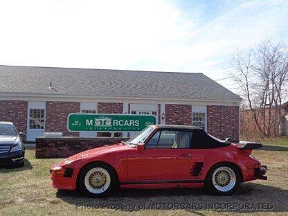 1987 Porsche 911 Carrera Cabriolet for sale 100976150