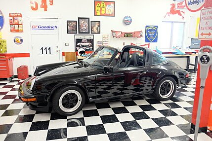 1987 Porsche 911 Targa for sale 101018307