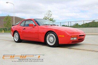 1987 Porsche 944 Turbo Coupe for sale 100990836