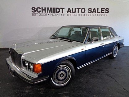 1987 Rolls-Royce Silver Spur for sale 100759970