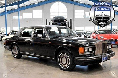 1987 Rolls-Royce Silver Spur for sale 100776732