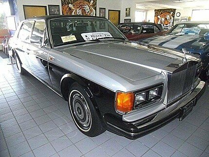 1987 Rolls-Royce Silver Spur for sale 100780325