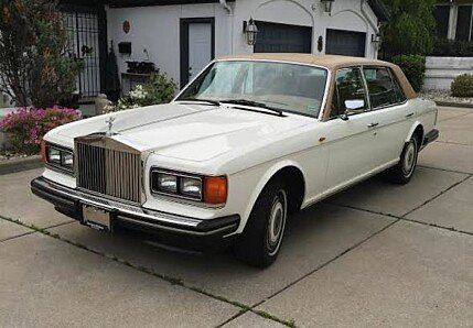 1987 Rolls-Royce Silver Spur for sale 100791739