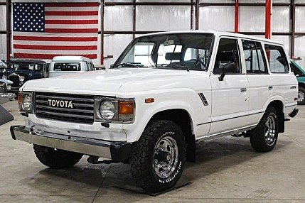 1987 Toyota Land Cruiser for sale 100957856