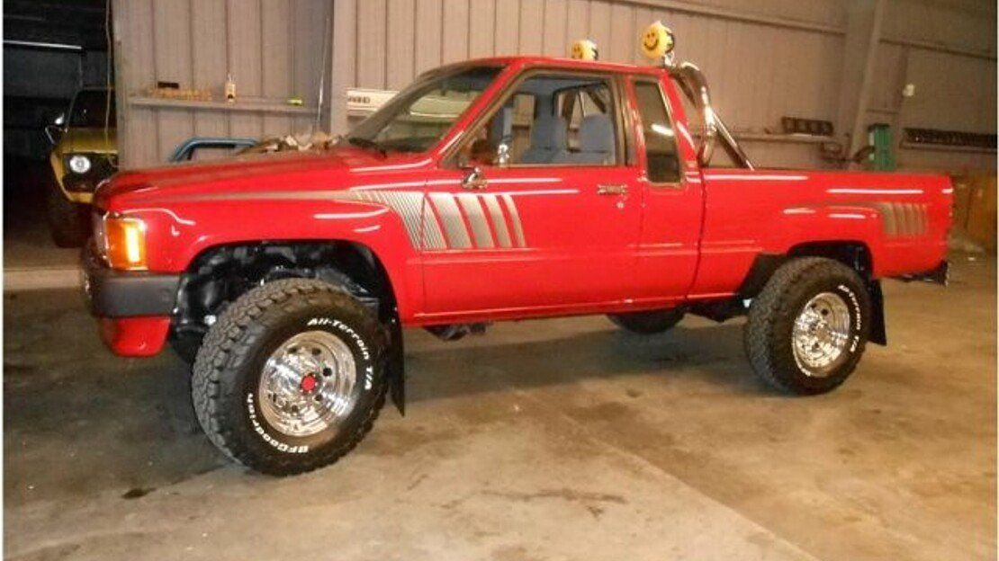 1987 Toyota Pickup 4x4 Xtracab SR5 Turbo for sale 101028878