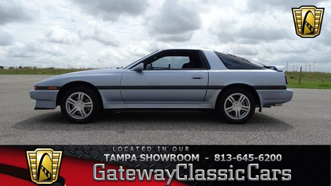 1987 Toyota Supra Turbo for sale 100979910