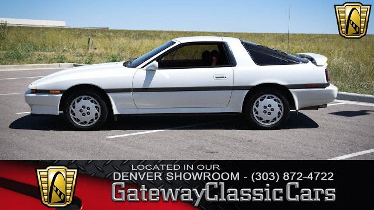 1987 Toyota Supra Turbo for sale near O Fallon, Illinois 62269 ...