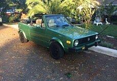 1987 Volkswagen Cabriolet for sale 100951428
