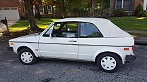 1987 Volkswagen Cabriolet for sale 100903580