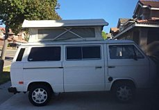 1987 Volkswagen Vanagon for sale 100834314