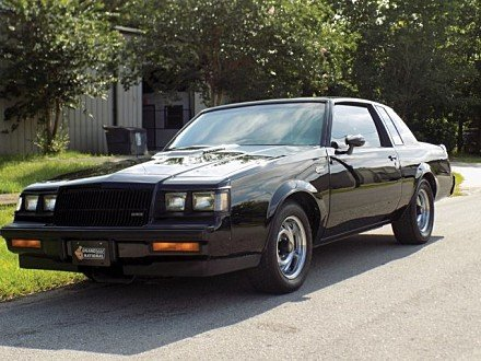 1987 buick Regal for sale 101017744