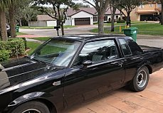 1987 buick Regal for sale 101039608