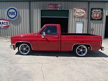 1987 chevrolet C/K Truck 2WD Regular Cab 1500 for sale 100998933