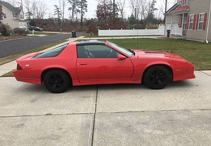 1987 chevrolet Camaro for sale 100942319