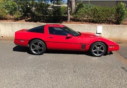 1987 chevrolet Corvette Coupe for sale 100926937