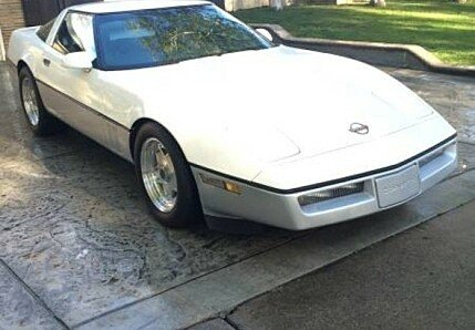1987 chevrolet Corvette Coupe for sale 100962786