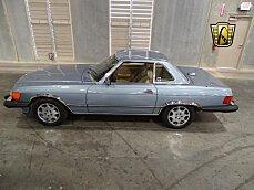 1987 mercedes-benz 560SL for sale 100979179