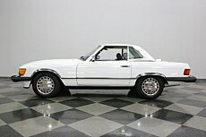 1987 mercedes-benz 560SL for sale 101017534