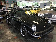 1987 porsche 911 Targa for sale 101020755