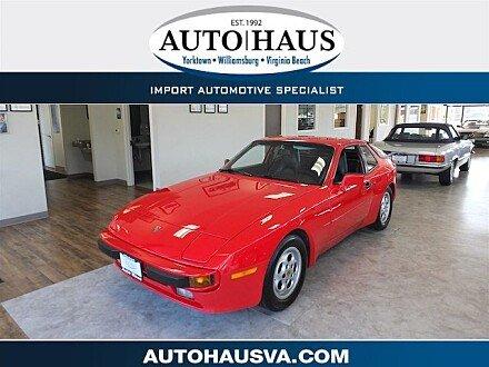1987 porsche 944 S Coupe for sale 101025806