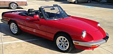 1988 Alfa Romeo Spider Graduate for sale 100754686
