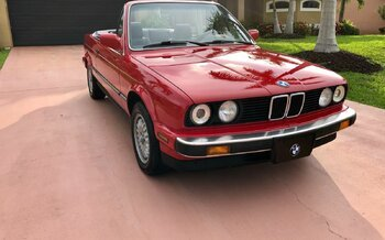 1988 BMW 325i Convertible for sale 101011949
