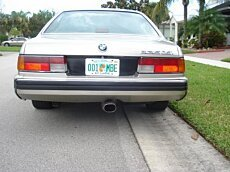 1988 BMW 635CSi Coupe for sale 100799478