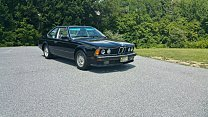 1988 BMW 635CSi Coupe for sale 100831160