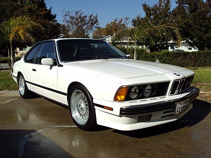 1988 BMW 635CSi Coupe For Sale 100794783