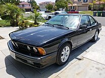 1988 BMW 635CSi Coupe for sale 100879720