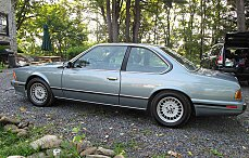 1988 BMW 635CSi Coupe for sale 101014593