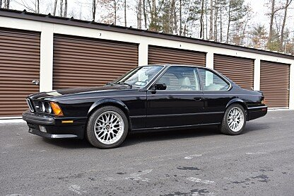 1988 BMW M6 Coupe for sale 100971598