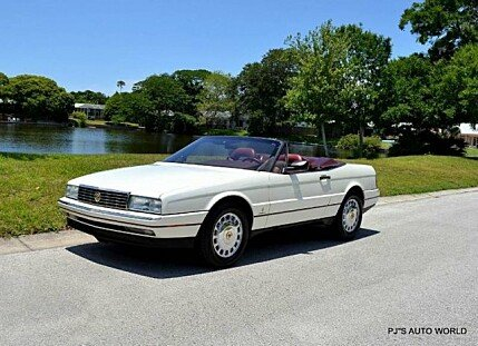 1988 Cadillac Allante for sale 100765350