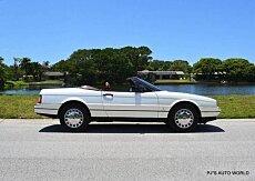 1988 Cadillac Allante for sale 100765350